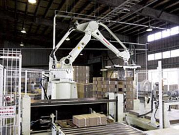 工業用ロボット