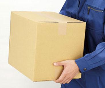 貼合工場から製箱工場の工程を経て、お客様のお手元にお届けします。